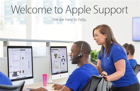 apple help need mac tech support here are your options