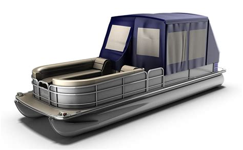 pontoon tent turn your pontoon into a cing tent rocky mountain rv