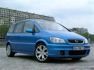 Opel Zafera Opel Zafira Opc 2686132