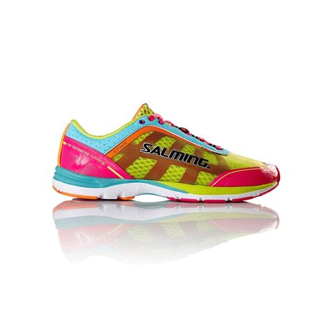 glo shoes buy top notch salming distance 3 pink glo shoe