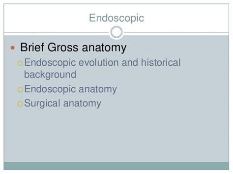 download endoscopic and microsurgical anatomy endoscopic anatomy of nose and pns