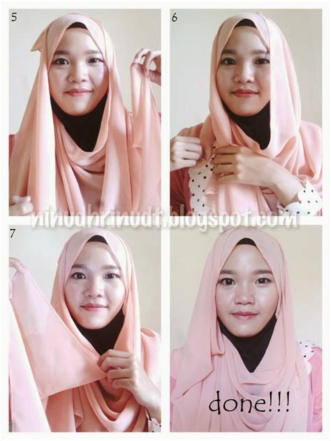 tutorial hijab paris simple casual tutorial hijab simple casual 2014 beauty is my passion