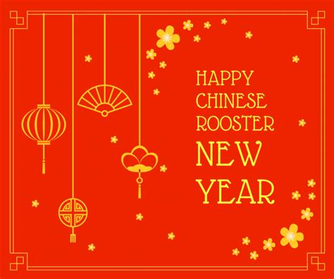 new year china post the enthralling ideas for new year rooster year