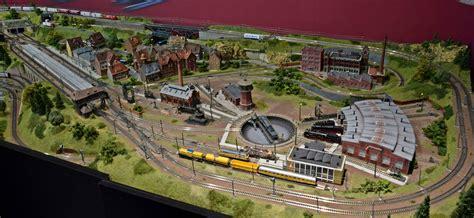 n scale layout video fleischmann n scale layout model railways pinterest