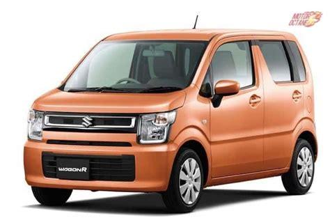 new maruti suzuki wagon r new suzuki wagon r 2017 preview features design