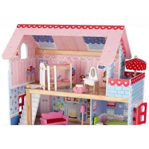 maison de poup 233 e en bois chelsea cottage de kidkraft