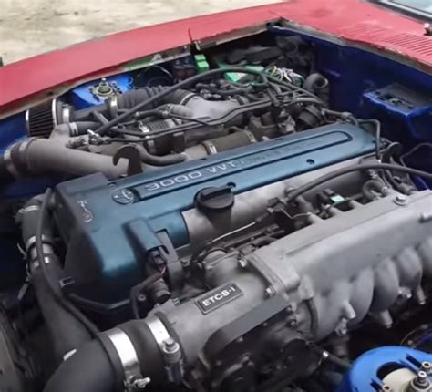 nissan 260z engine datsun 260z with 400whp 2jz engine dpccars