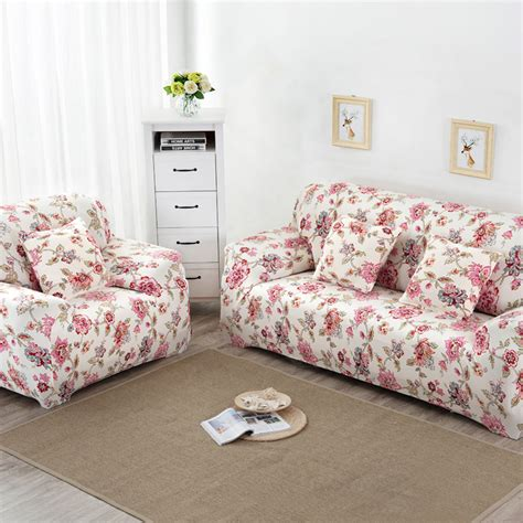 printed couches aliexpress com buy printed universal sofa cover flexible