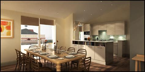 modern kitchen and dining room design interior design ideas kitchen dining room