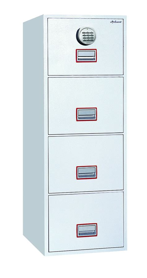Fireproof 4 Drawer File Cabinet by File Cabinets Interesting 5 Drawer Fireproof File Cabinet