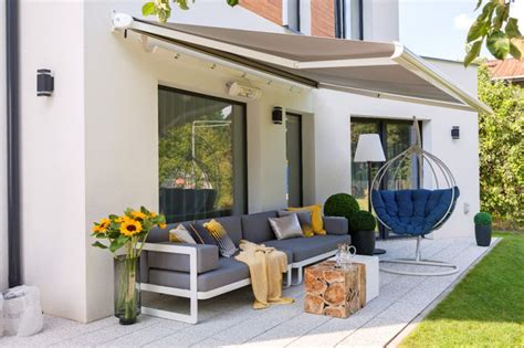 modern awning ten remarkable modern awning ideas for your home exterior