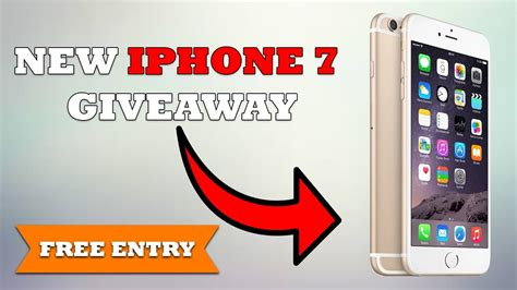 Win A Free Iphone 7 | free iphone 7 plus giveaway how to win a free iphone 7