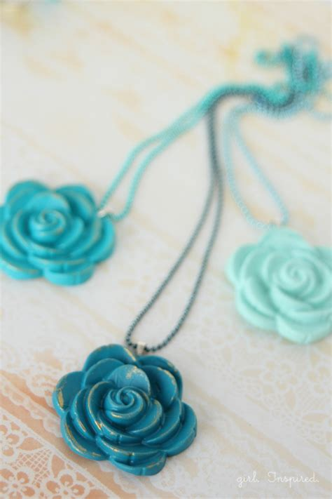 Crafting With Clay Jewelry Inspired