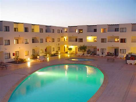 Lanzarote Paradise Complex Apartments Costa Teguise Lanzarote Canary Islands Book