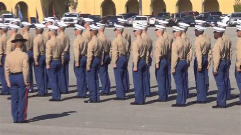 marine upholstery san diego marine corps recruit depot san diego youtube