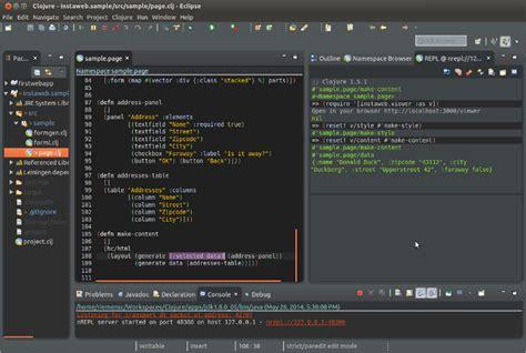 eclipse theme switcher configuring eclipse for clojure falkoriemenschneider de