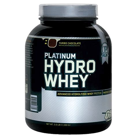 Whey Hydro Platinum Hydro Whey By Optimum Nutrition At Musclesup