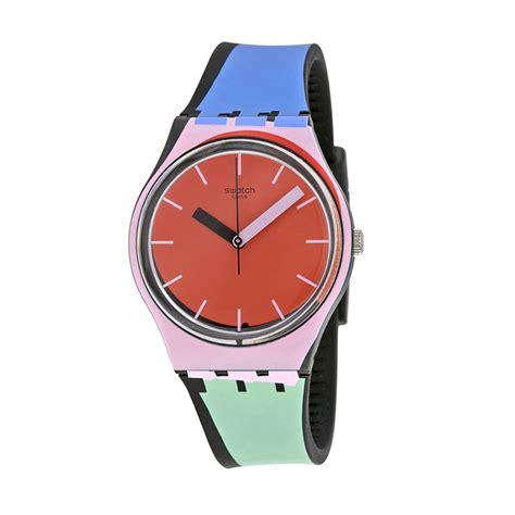 Jam Tangan Swatch Biru jual swatch gb286 a cote jam tangan wanita biru