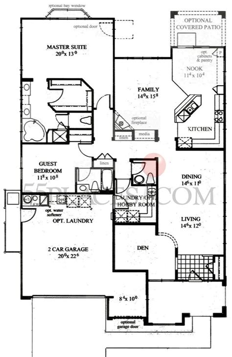 devonshire floor plan devonshire floorplan 2026 sq ft summerset 55places com