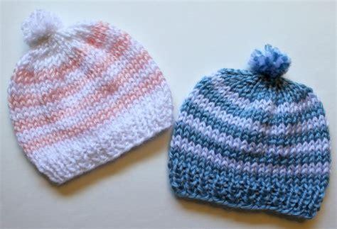 knitted newborn hats for hospitals newborn beanie knitting pattern free best 25 knitting