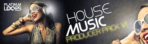 produce house music house music producer loops v1 platinumloops