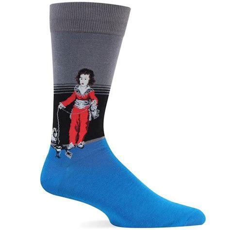 hot sox famous artist series 60 best famous figures images on pinterest crazy socks