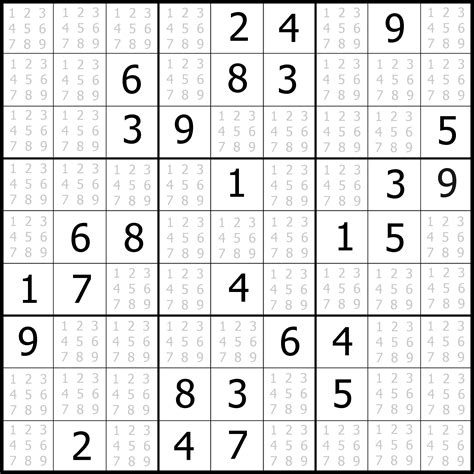 printable sudoku puzzles medium 1 sudoku puzzler free printable updated sudoku puzzles