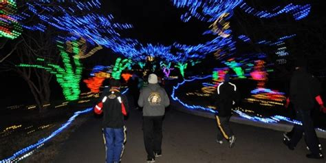 norfolk botanical gardens lights 2017 10 and winter running events you must do