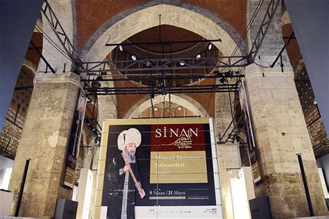 ottoman architect sinan ottoman architect sinan exhibition opens in istanbul