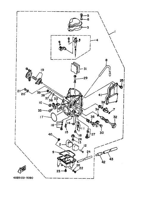 yamaha kodiak 400 wiring diagram fitfathers me