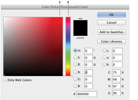 100 shortcut for color picker in paint 14 photoshop shortcuts work more efficiently