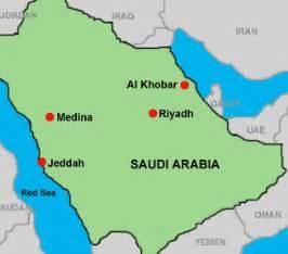medina map