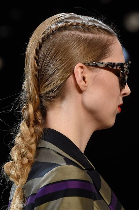 2016 fall winter 2017 hair 2016 fall winter 2017 hairstyles looks on the runway