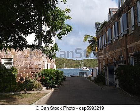 porto inglese archivi fotografici di barbuda porto antigua inglese