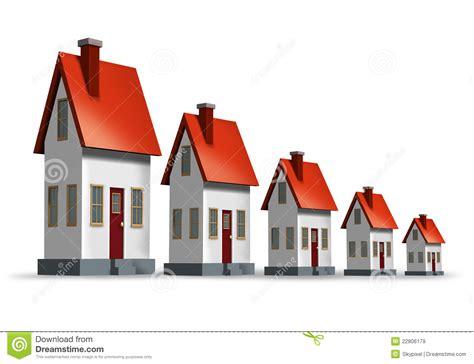 in housing housing market decline stock illustration image of decrease 22806179