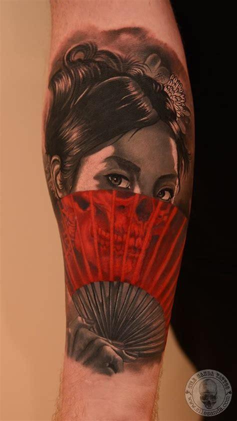 tattoo geisha skull geisha tattoo my tattos idea pinterest geisha