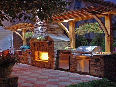 Custom Outdoor Kitchen Designs Outdoor Kitchens Pictures Designs Custom Outdoor Kitchens And Fireplaces Outdoor Kitchen