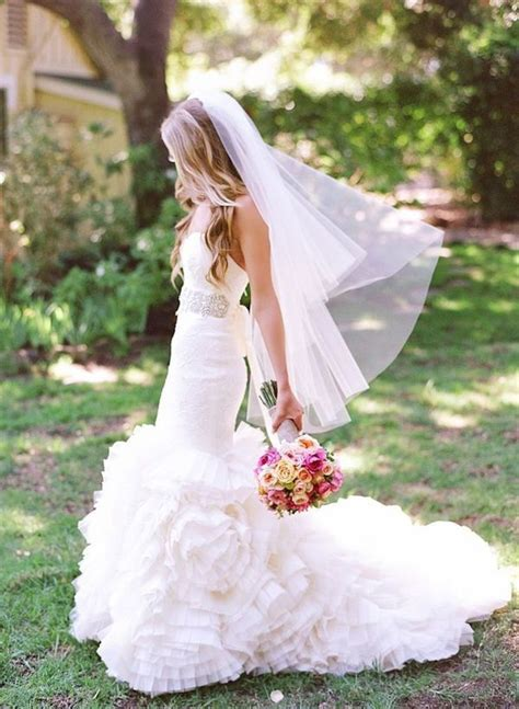 17 Best ideas about Wedding Veils on Pinterest   Veils