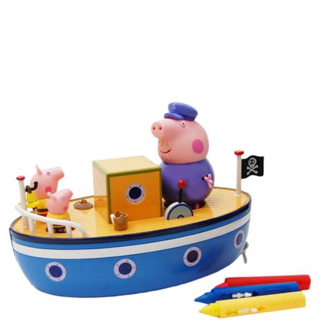 Boot Badewanne by Peppa Pig Opas Badewanne Boot Sowia