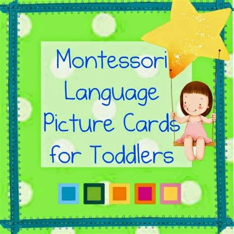 printable montessori language materials 20 books for toddlers and toddler picture printables