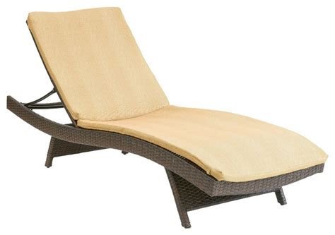 chaise lounge chair cushion christopher knight home tan lounge chair cushions