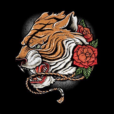 folk tattoo jogja the beast on wacom gallery