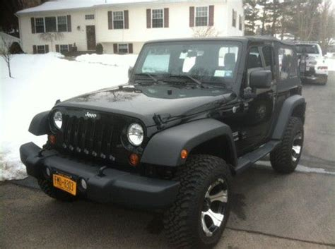 Used 2 Door Jeep Wrangler by Find Used 2011 Jeep Wrangler Sport Sport Utility 2 Door 3