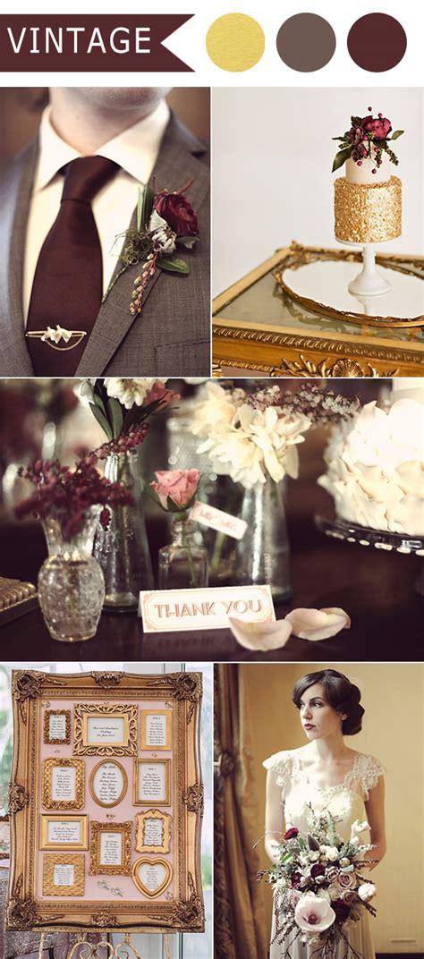 Wedding Theme – Top 5 Wedding Themes ~ Unique Wedding Ideas and