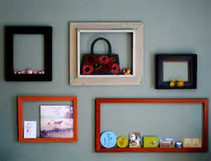 Picture Frame Ideas by Use Empty Frames To Decorate Home Ultimate Home Ideas