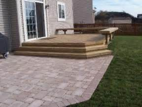 Pictures Of Patios And Decks by Patio Deck Pictures And Ideas