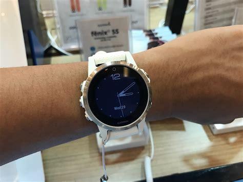 garmin melancarkan siri fä nix 5 di malaysia â jam tangan dengan keupayaan gps untuk kecergasan