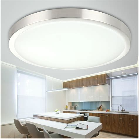 bright led kitchen lights bright 12w smd led flush mounted ceiling light kitchen wall l day white ebay