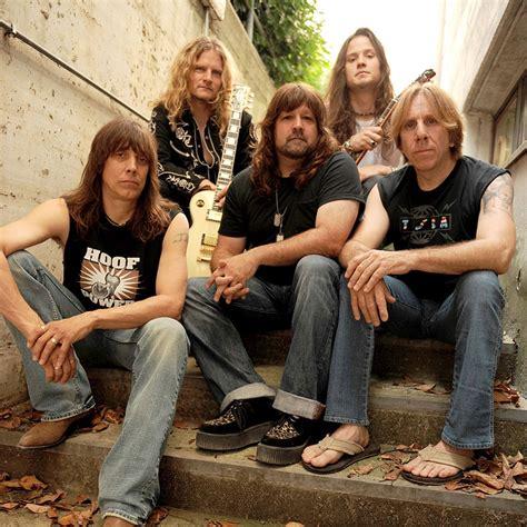 Tesla Band Members Rock Ballad Of The Week Tesla Song Syl65 S