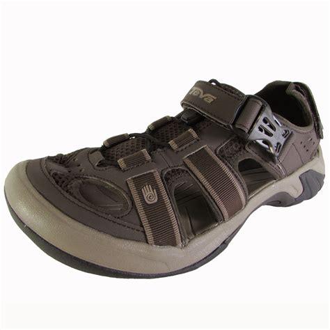 athletic sandals s teva mens omnium closed toe athletic sandal shoes ebay
